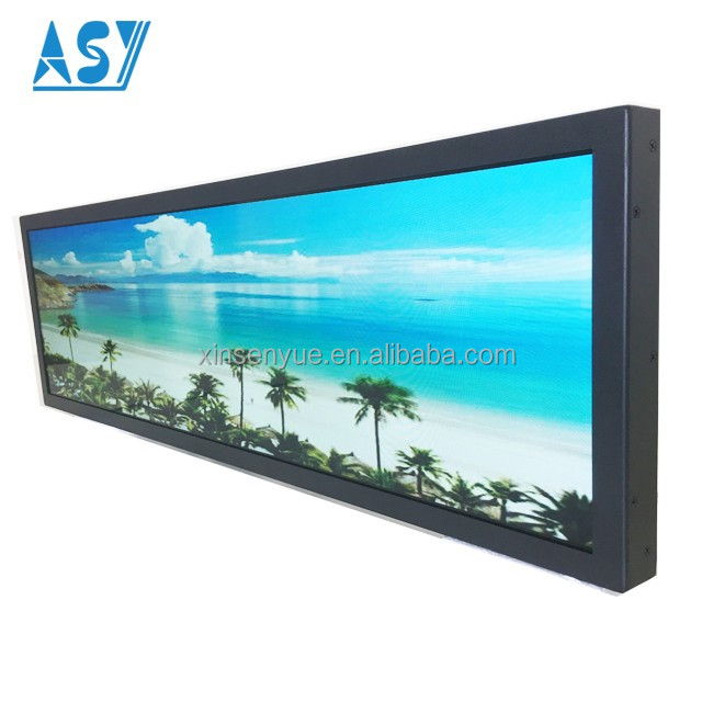 "37"" 38"" Ultra Wide Bar Stretched LED Bar Type LCD Monitor"