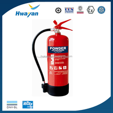 Portable 8KG ABC chemical dry powder Fire Extinguisher