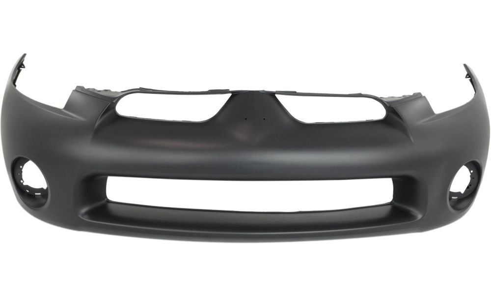 New Evan-Fischer EVA17872028462 Front BUMPER COVER Primed Direct Fit OE REPLACEMENT for 2006-2008 Mitsubishi Eclipse *Replaces Partslink MI1000313