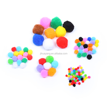 Factory direct sale !Decoration Plush Creativity Pompon For Christmas