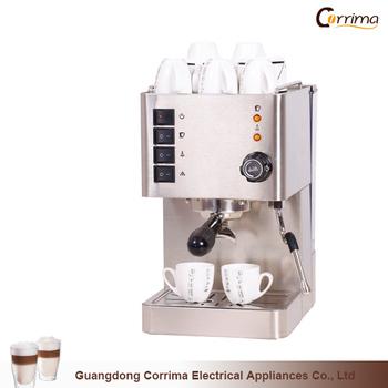 Coffee Machine George Clooney Steam Makers