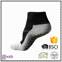 Cotton thickened terry anti slip yogo football sport socks