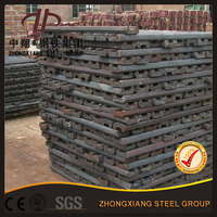 rail fishplate for chinese standard 30kg steel rail