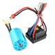 3300KV Brushless Motor and Brushless ESC Set For RC 1/10 rc car