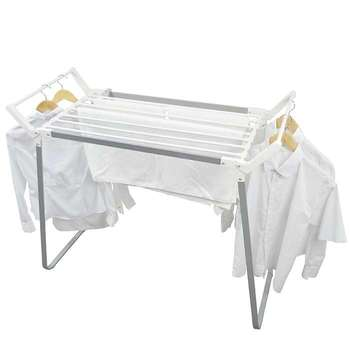 Portable Folding Hanging Clothes Drying Rack