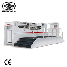 LK106MT Auto Hot Foil Stamper and Flatbed Die-Cutter
