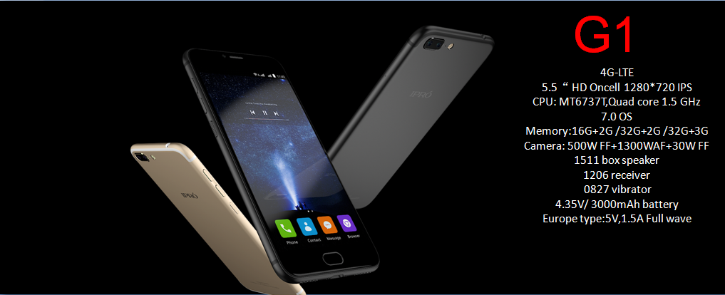 Ipro Geni 7 Economic And Reliable Smartphone 4g Lte My Phone With Logo With  Ce Fcc Certificate - Buy My Phone With Logo,My Phone With Logo,My Phone