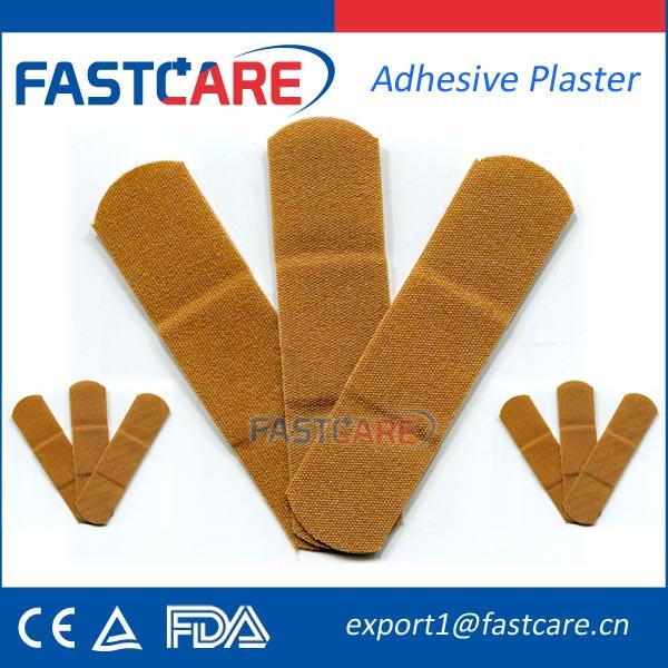 Fastcare Sterile Elastic Colored Fabric Bandage For Black Skin - Buy  Bandage For Black Skin,Elastic Fabric Bandage,Colored Fabric Bandage  Product on