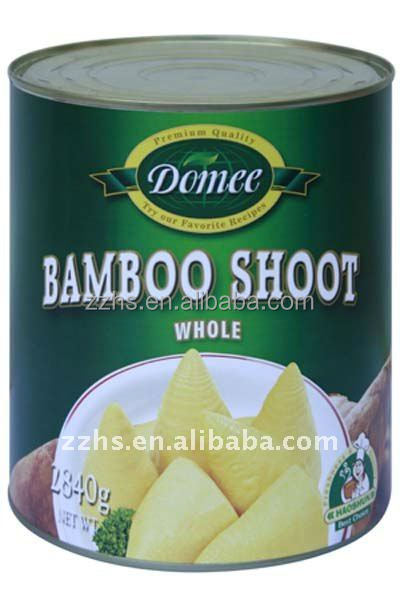 Canned Vegetables Canned Bamboo Shoots Strips