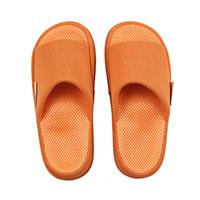 Atacado de verão ao ar livre PVC calcanhar sola de chinelos de pele real de pele de raposa fofo slides