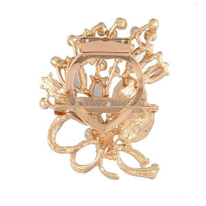 gold plating Brooch Pins Shawl Scarves Scarf buckle clips