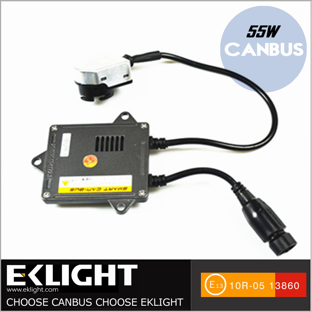 Automobile 4300k 5000k Xenon Conversion Kits Ballast CANBUS Fast Start Hi Lo Beam h4 h13 9004 9007 Car HID Xenon Bulb Light Kit
