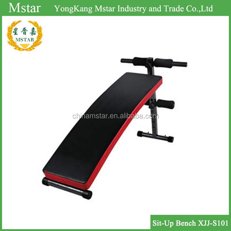 NEW Adjustable Incline/Height & Leg Support Padded Backrest Sit Up Ab Bench Flat Weight Bench