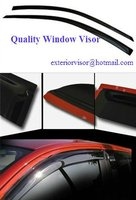4pcs window visor rain guards vent visor Acura MDX RDX SLX TL