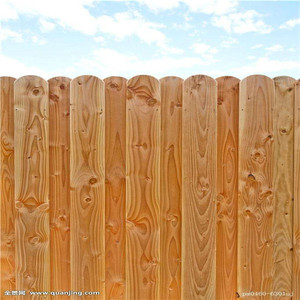 bamboo wood /cedar wood waterproof models of gates and fence