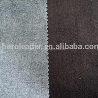 100% polyester home textile suede fabric for sofa/upholstery suede fabric
