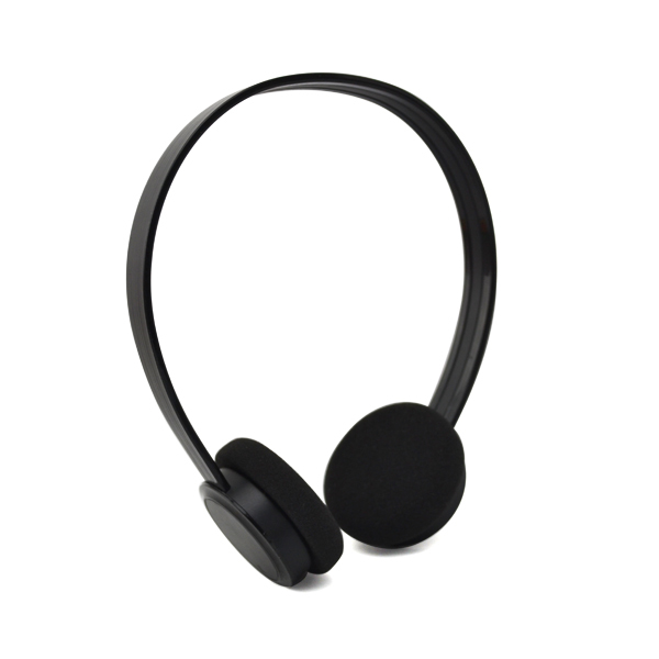 easy control wireless headphone with mic that can answer phone call wirelessly--mona