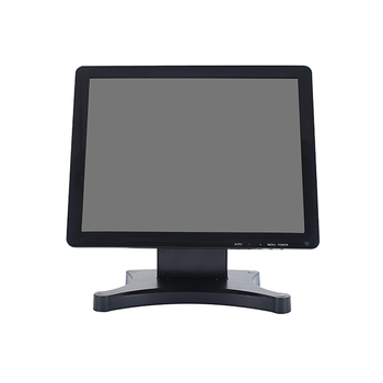 15 Inch Waterproof Touch Screen POS TFT LCD Touchscreen Monitor