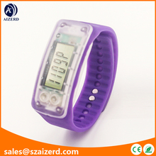 Portable Digital LCD Walking Distance Calorie Counter as Watch