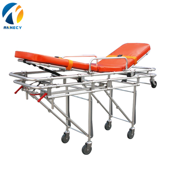 AC-AS011 cheap emergency products ambulance patient stretcher prices