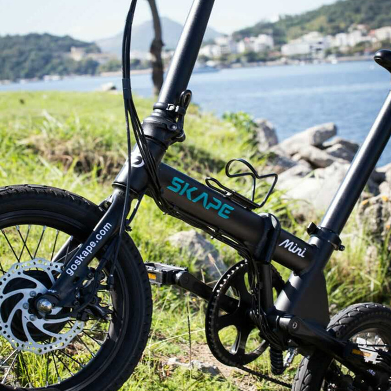 2017innovative product <strong>folding</strong> electric bicycle with CE&EN15194 certify 250w 36v