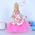 Many styles for choose Festival Gifts For Girls Gift Doll Accessories Evening Suit Wedding Dress Clothes