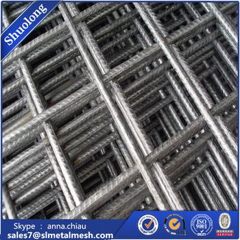 Iso9001 Gi Saldati Wire Mesh Panel 10x10 A193 Rete Elettrosaldata ...