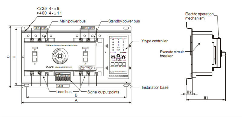 HTB1uln9FVXXXXbeXXXXq6xXFXXXD manual transfer switch auto manual transfer switch changeover automatic transfer switches for generators wiring diagram at gsmx.co