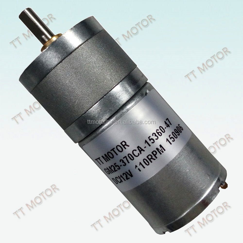 15v 12v dc motors brushed 400rpm for robot
