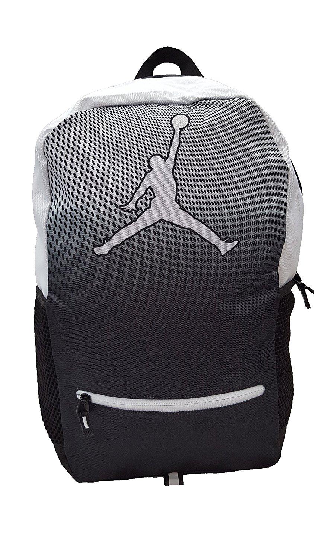 2ef9541b6935a Get Quotations · Nike Jordan Jumpman Youth Backpack