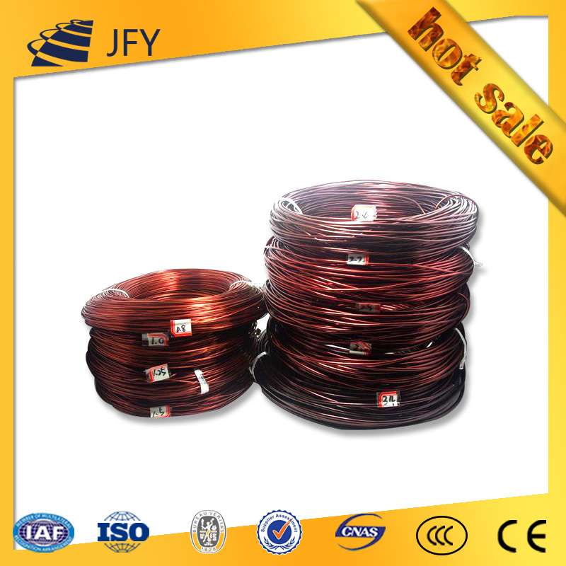 Class220 Enameled Copper Coated Aluminum Wire For Transformer