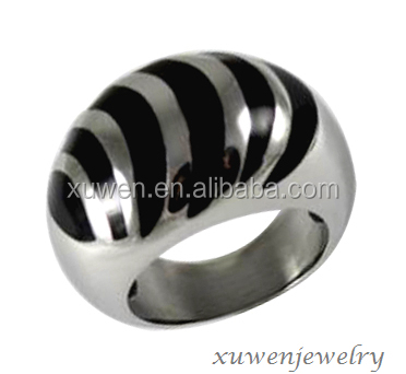 casting stripes stainless steel jewelry resin ring molds