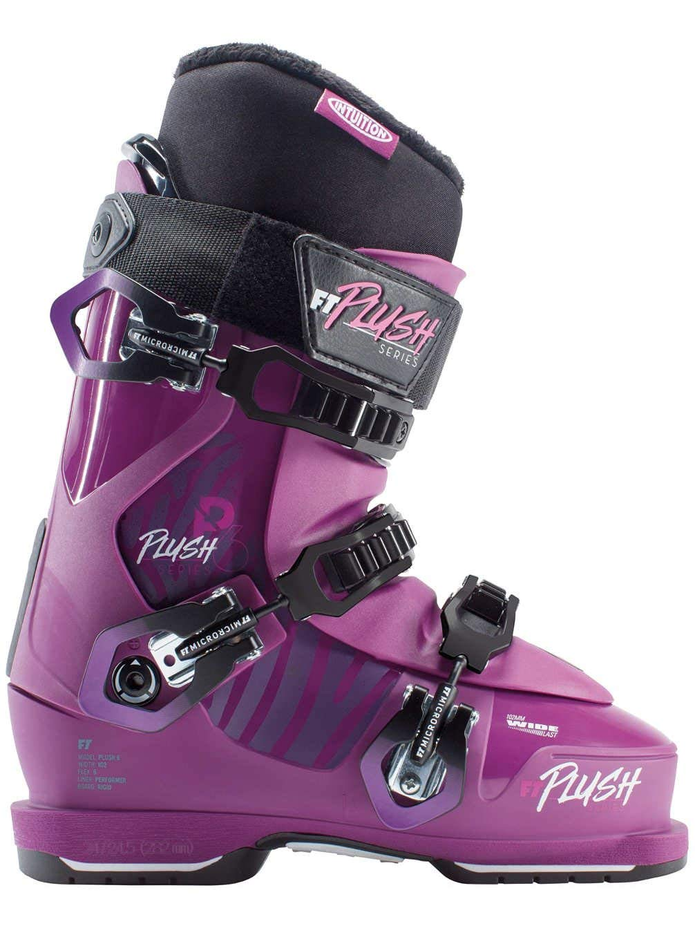 6a204a8dfd Get Quotations · Full Tilt Womens Plush 6 Ski Boots 2018