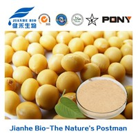 Made in China top quality soy isoflavones supplier best price soybean extract 40 % soy isoflavones