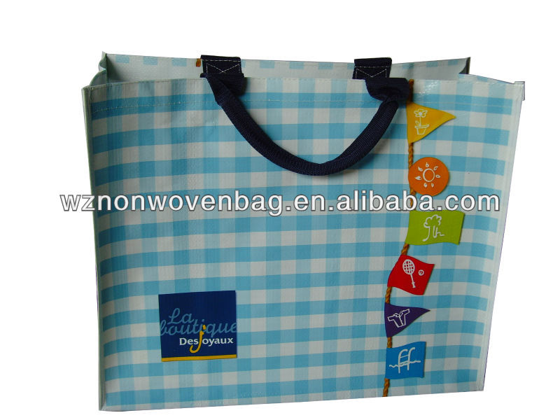 promotion bag/promotion shopping bag/promotional cheap nylon tote bag