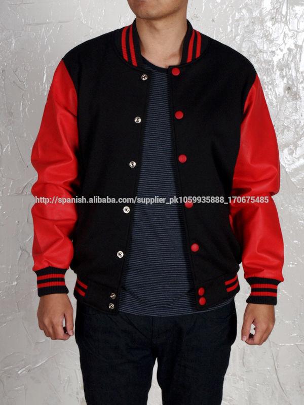 múltiples colores mejor gran colección Chaquetas de béisbol / chaquetas varsity / chaquetas de la ...