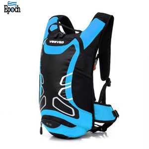 Wholesale 2L Bladder Nylon Cycling Outdoor Hydration Backpack With Helmet Pocket