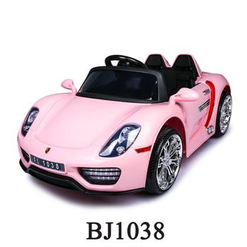 ride on electric car 12 volt pinkpink car for salekids pink toy