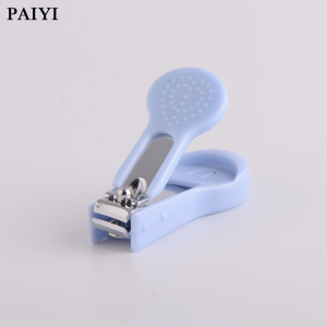 Carbon steel beautiful colorful nail clipper
