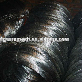 China Blinding Wire Function/black iron wire / black annealed tie wire