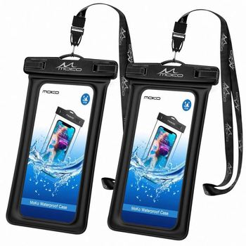 Floating Waterproof Case Universal Cell Phone Dry Bag Pouch TPU Cellphone Case for smart phone