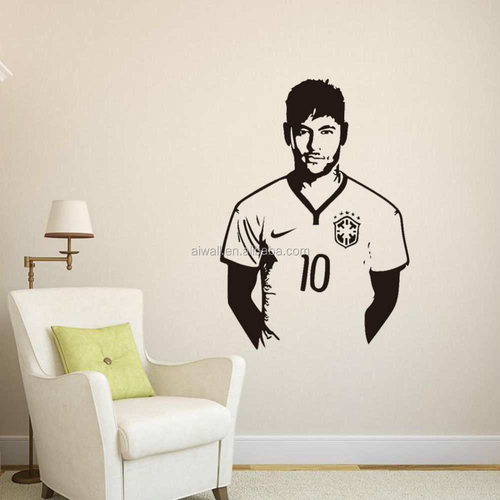 9410 art wall stickers neymar diy home decorations wall decals 9410 art wall stickers neymar diy home decorations wall decals living room quote amipublicfo Gallery