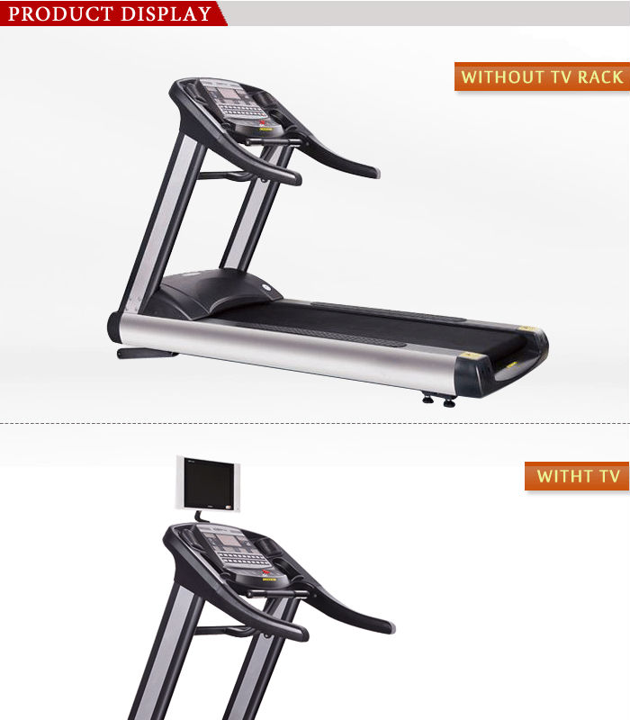 New Motorized Fitness Treadmill Treadmill With Electric