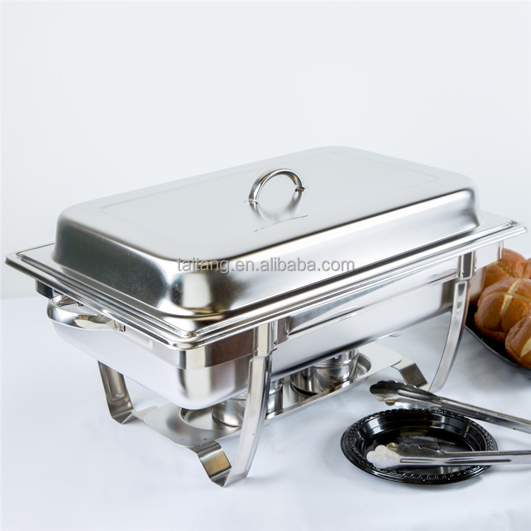 Buffet Equipment List Indian Brass Chafing Dish Stainless Steel Chafer