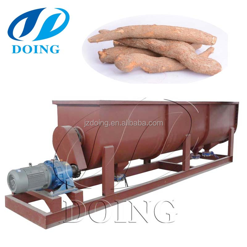 Low price cassava flour machine cassava flour plant