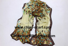 UK hot sell silk scarf