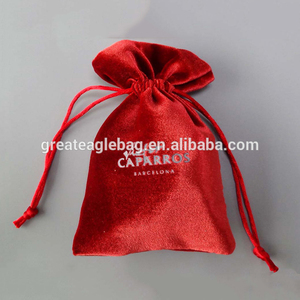 Alibaba supplier wholesaler stylish custom usb flash drives velvet bag
