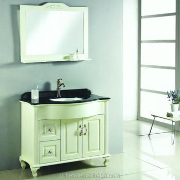 Wts 1377 Modern Clic Shades Bathroom Furniture With Mirror Frame