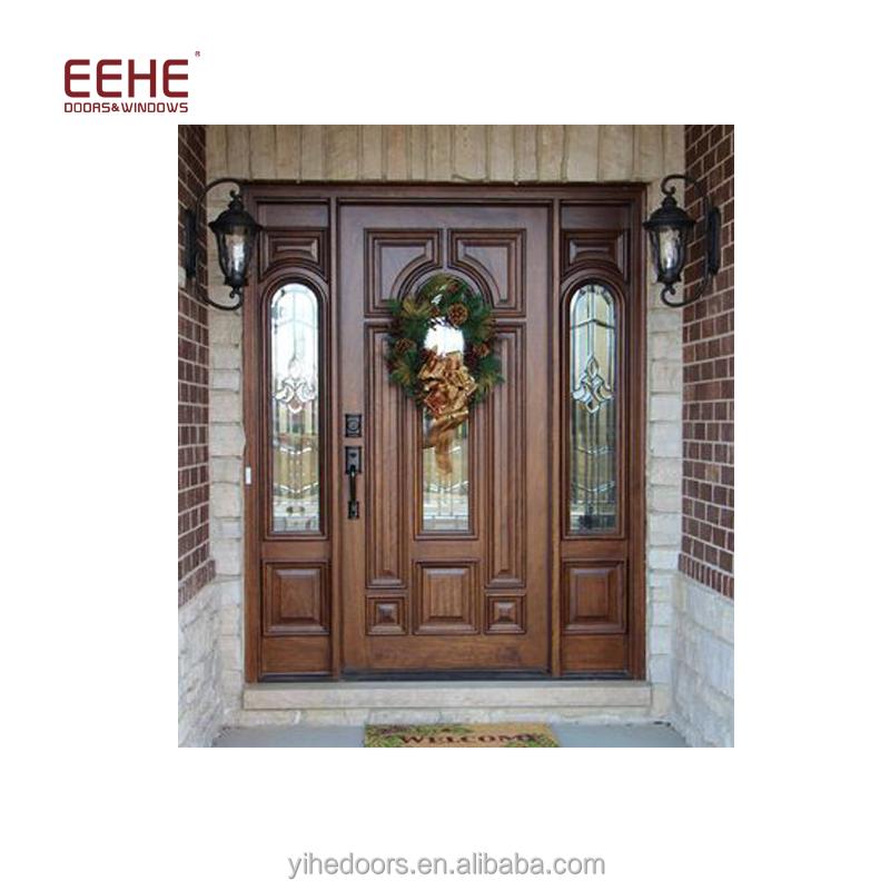 House Main Wooden Window Door Models