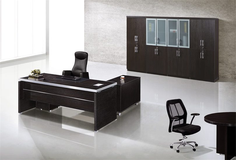 Cf Office Luxury Boss Room Proprietor/manager Table Design Furniture ...